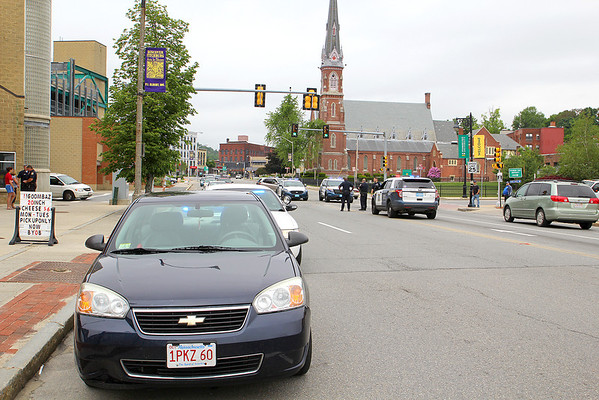 Pedestrian Hit by car in Fitchburg
