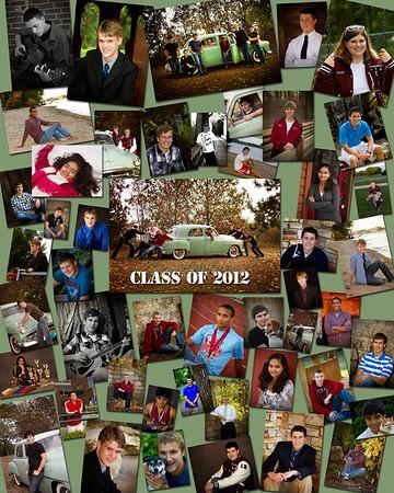 Senior Portrait samples
