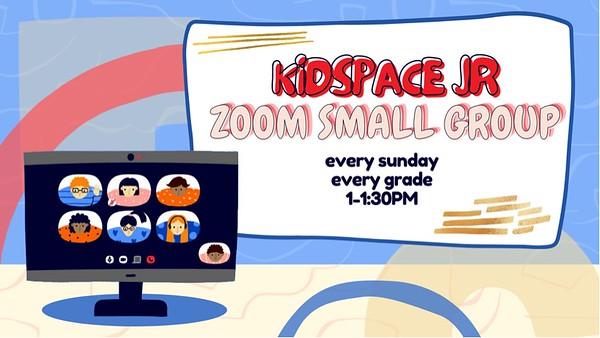 Kidspace jr zoom