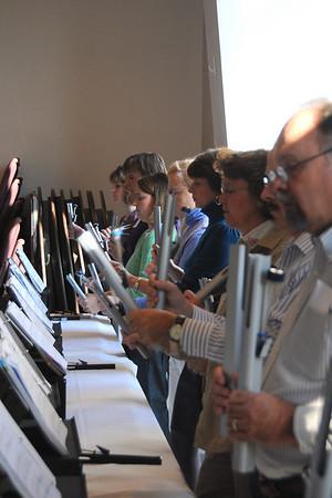 November 15, 2009 Worship Service
