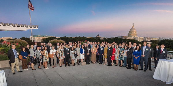 2019-09-24 China Fall Delegation Reunion Reception @ Jones Day