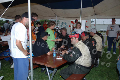 Autograph Sessions and VIP Garage