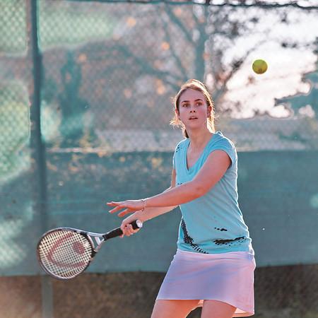 Tennis - Elodie B.