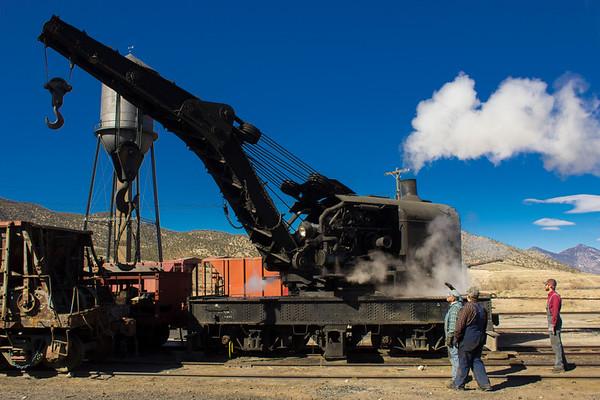 The Nevada Northern Railway