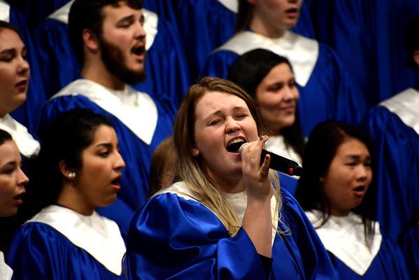 Concert Choir Winter Tour