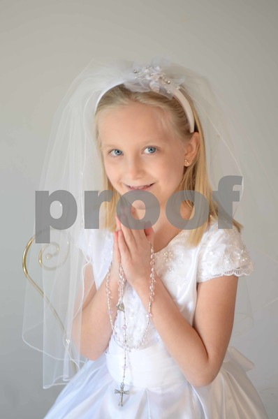 Amanda's Communion Pics 2.