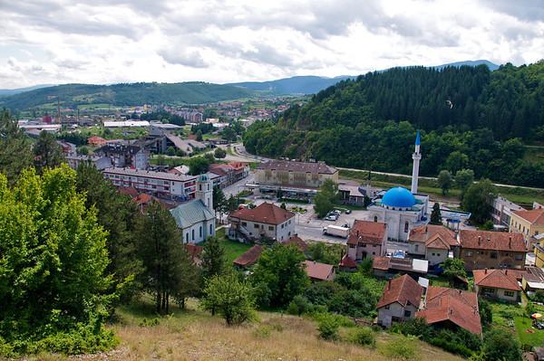 Donji Vakuf (Almasa's hometown)