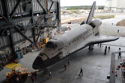 2012-03-09 Discovery/Atlantis