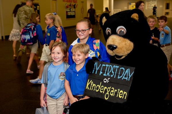 Legacy Kindergarten 1st Day 8.11.2017