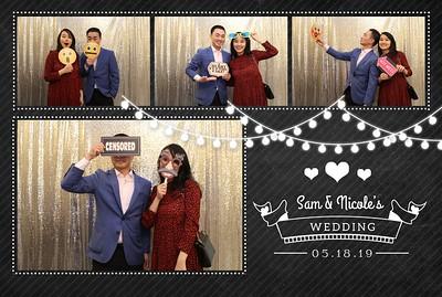 Seng Wedding Photobooth 5.18.2019