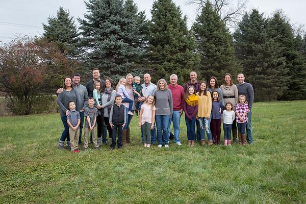 The Kocher Family 2018