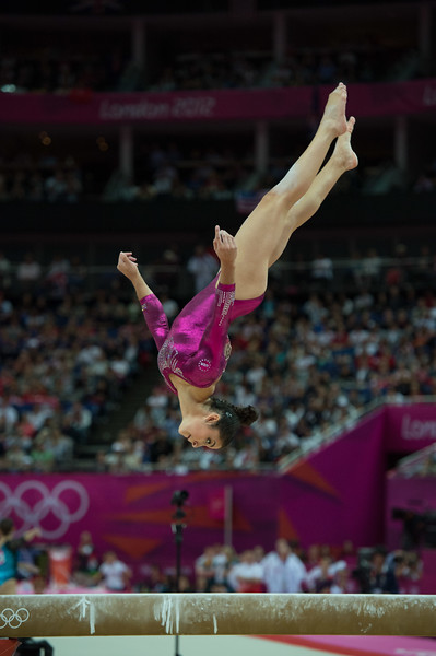 __02.08.2012_London Olympics_Photographer: Christian Valtanen_London_Olympics__02.08.2012__ND43880_final, gymnastics, women_Photo-ChristianValtanen