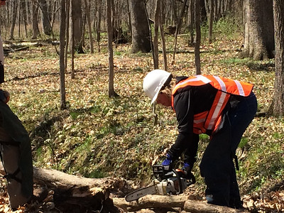 2014-04 LERT Chainsaw Training