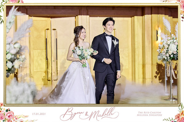 Wedding of Byron & Michelle (Roving Photography)