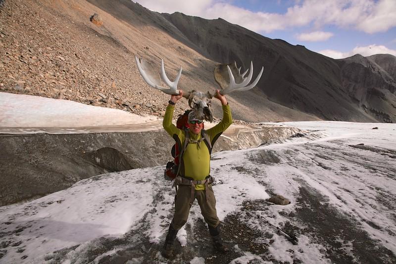 The Dr. identifies - Arctic National Wildlife Refuge