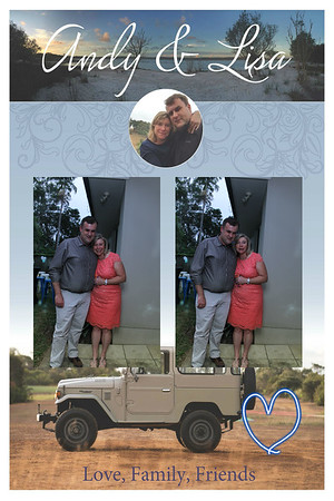 Andy & Lisa's Engagement Party - 17 September 2016