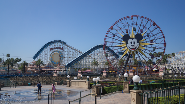 Disneyland Resort, Disney California Adventure, Paradise Pier