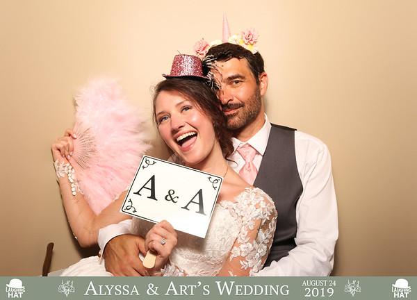 Alyssa & Art's Wedding
