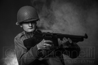 American Service uniforms of WWII