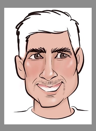 Digital caricature demo