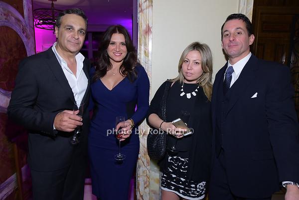 Chase Backer, Kathrina Miccio, Jaclyn Dietl, Robert DiPippo photo by Rob Rich/SocietyAllure.com © 2014 robwayne1@aol.com 516-676-3939