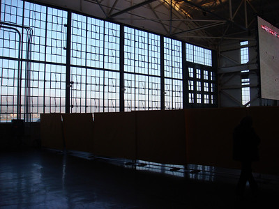 Inside the Ford Plant - June 19, 2010