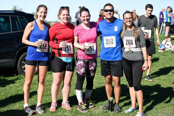 2016 Fort Henry 5KXC Run