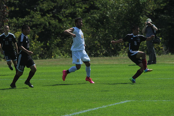IHCC Men's Soccer Vs. WMA