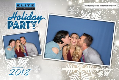 12/14/18 - Elite Business Ventures Holiday Party