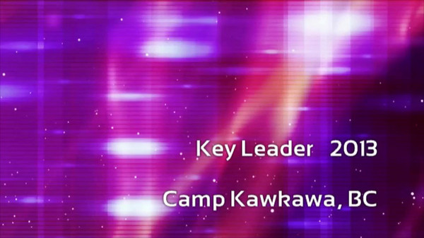 Kawkawa 2013 Key Leader Video