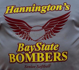 Dixie Senior Softball vs Hannington's