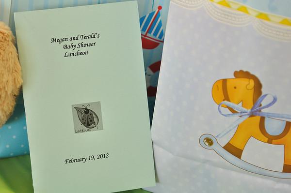 Megan & Terald's Baby Shower 021912