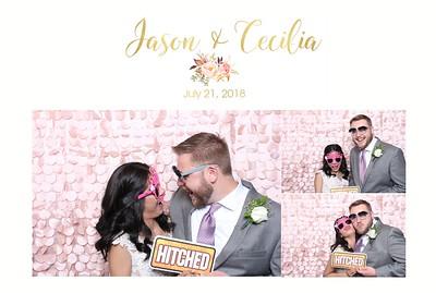 Jason & Cecilia Wedding - 7-21-18