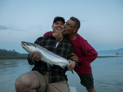 Sockeye Fishing August 2014