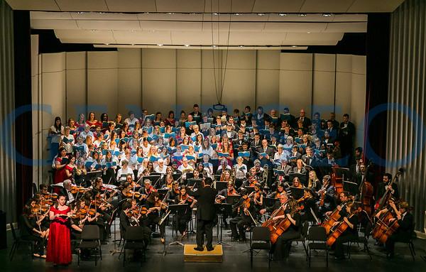 Symphony Orchestra (Photos by JB '13)