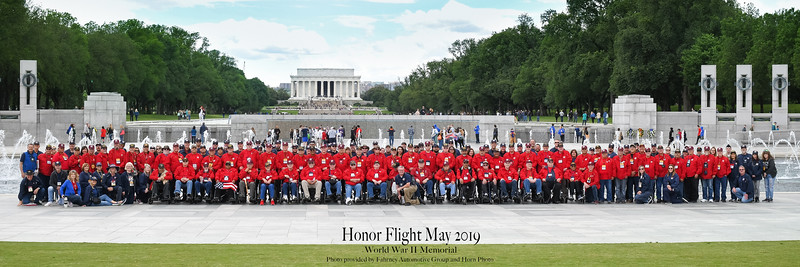 Honor Flight #19 (May2019)