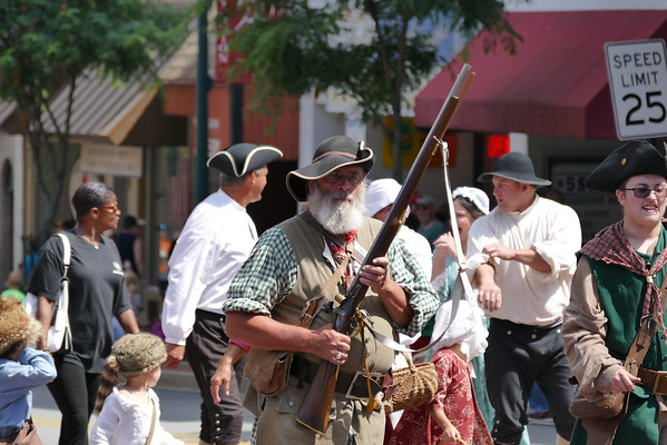 Whiskey Rebellion Festival 2016