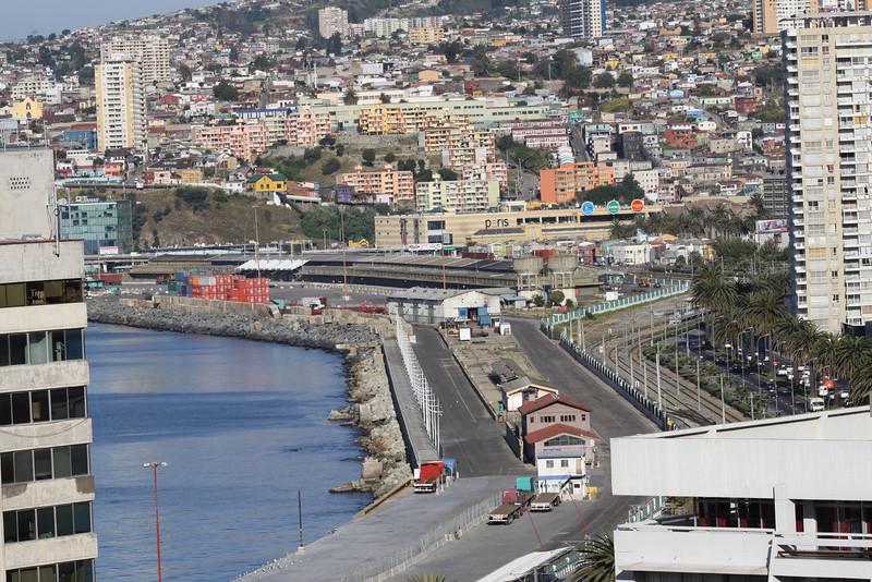 road to Vina del Mar