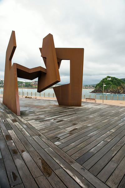 Sculpture - San Sebastian