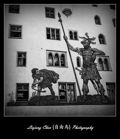 10-31-2016 雷根斯堡-怀旧的的地方