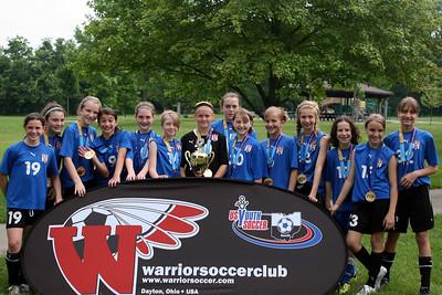 2010 CSA U12 Warrior Soccer