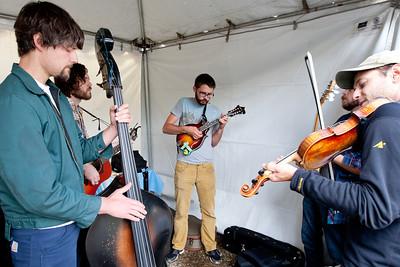 Bluegrass for The Greenbelt Alliance June 4, 2011