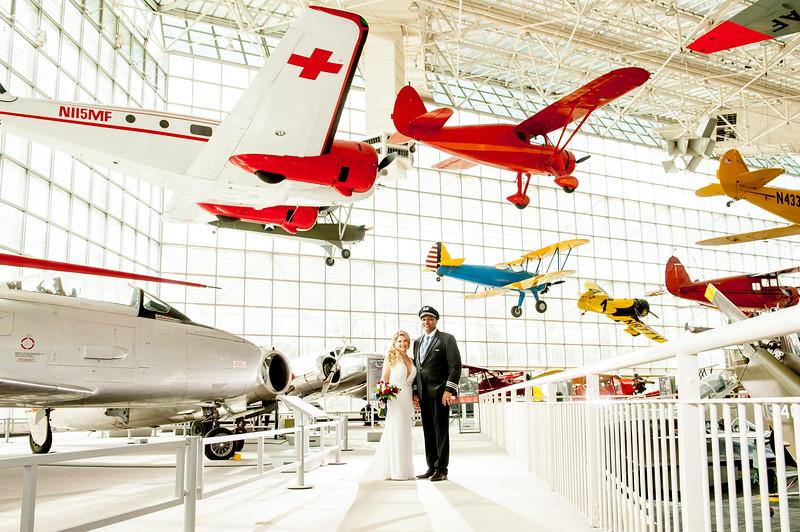 Museum of Flight Elopement