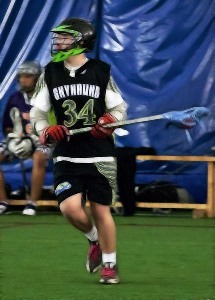 SkyHawks HS John Mack Binghamton, NY, Feb 2012