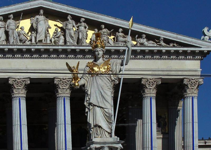 Parliament Building, Vienna.