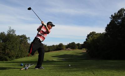 Will Parr Salem Golf