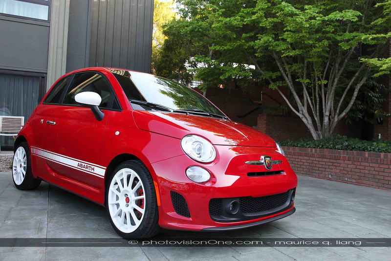 Fiat Abarth.