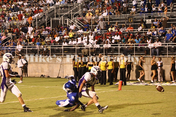 Lonoke vs Star City Football 2010