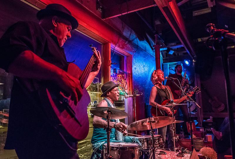 Barbara Meyer Band--318 Excelsior MN.