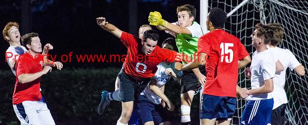 Mariemont High School Mens Soccer 2015